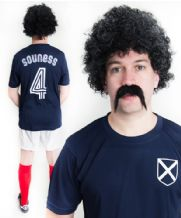 Graeme Souness Scotland Football Fancy Dress Costume